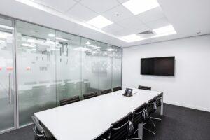mødelokale i et firma