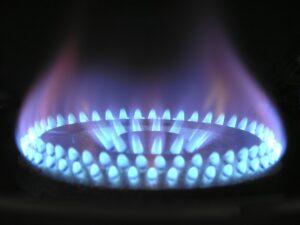 gaskomfur